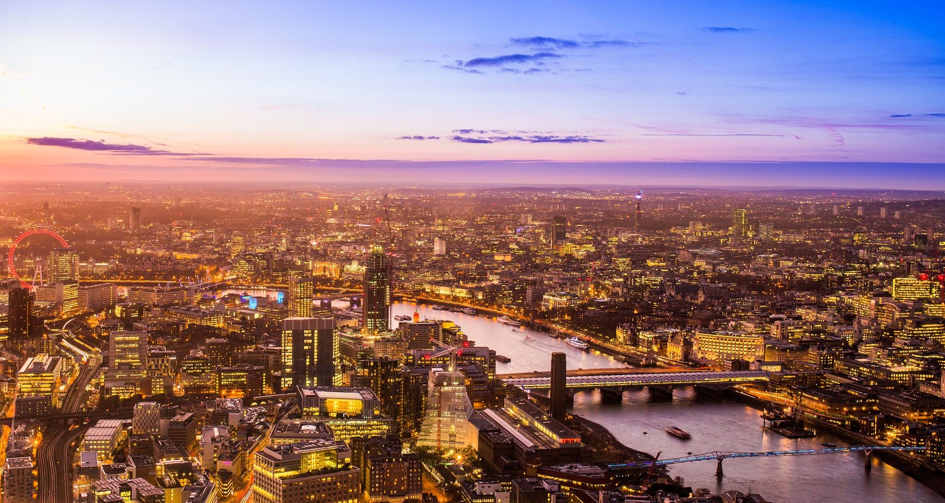 Tagestrip London - Übernacht oder Daytrip ab 15,98€ Hin und Rückflug