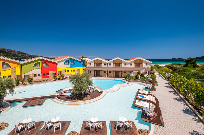 Privat Pool in Chrissi Ammouda am Golden Beach All Inclusive Pauschalreise