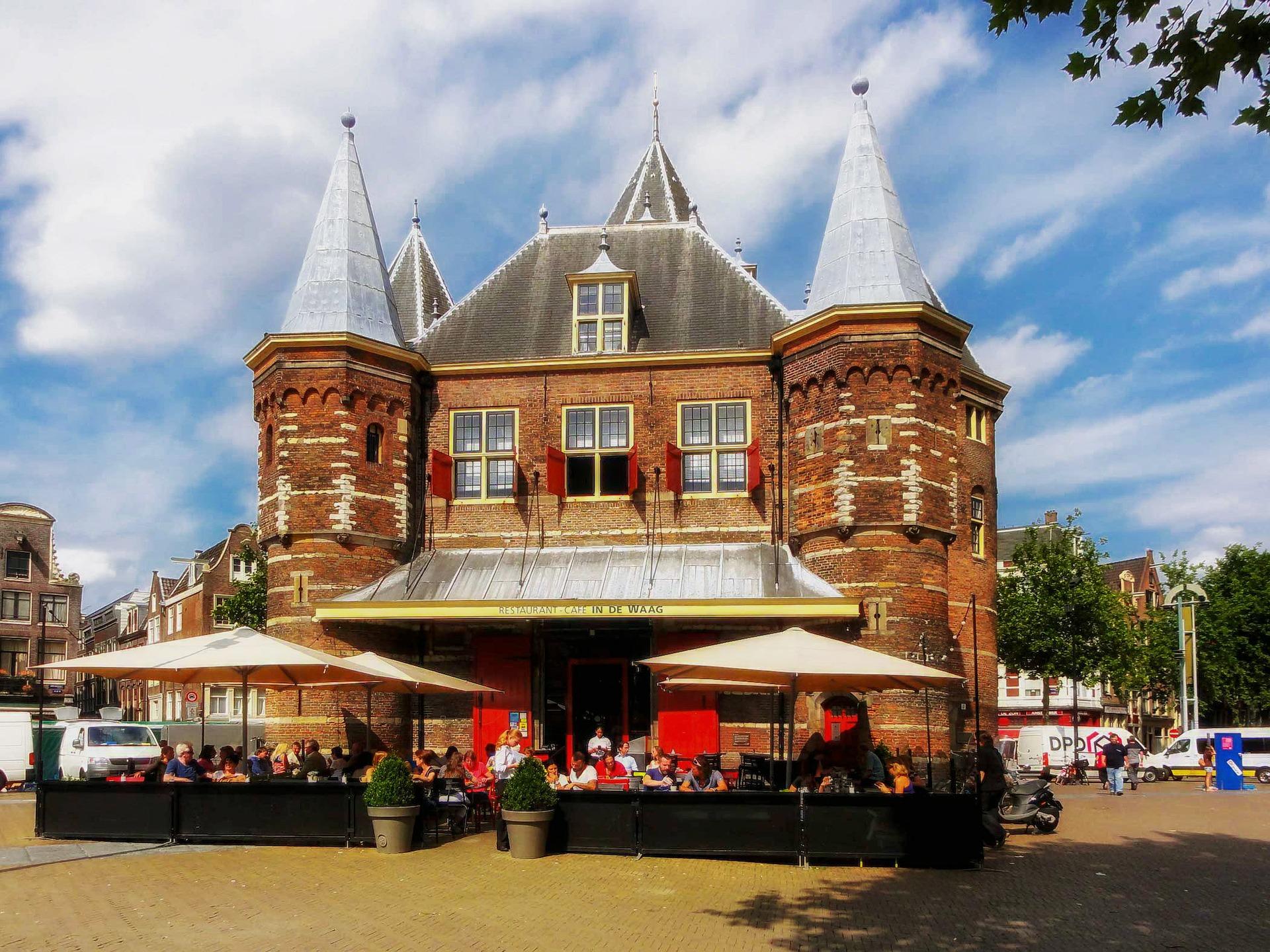 Tipp für Päärchen in Amsterdam - wenn das Budget mitmacht könnt Ihr hier nett ausgehen