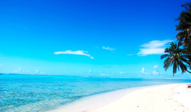 Urlaub auf Rarotonga Island - Cookinseln
