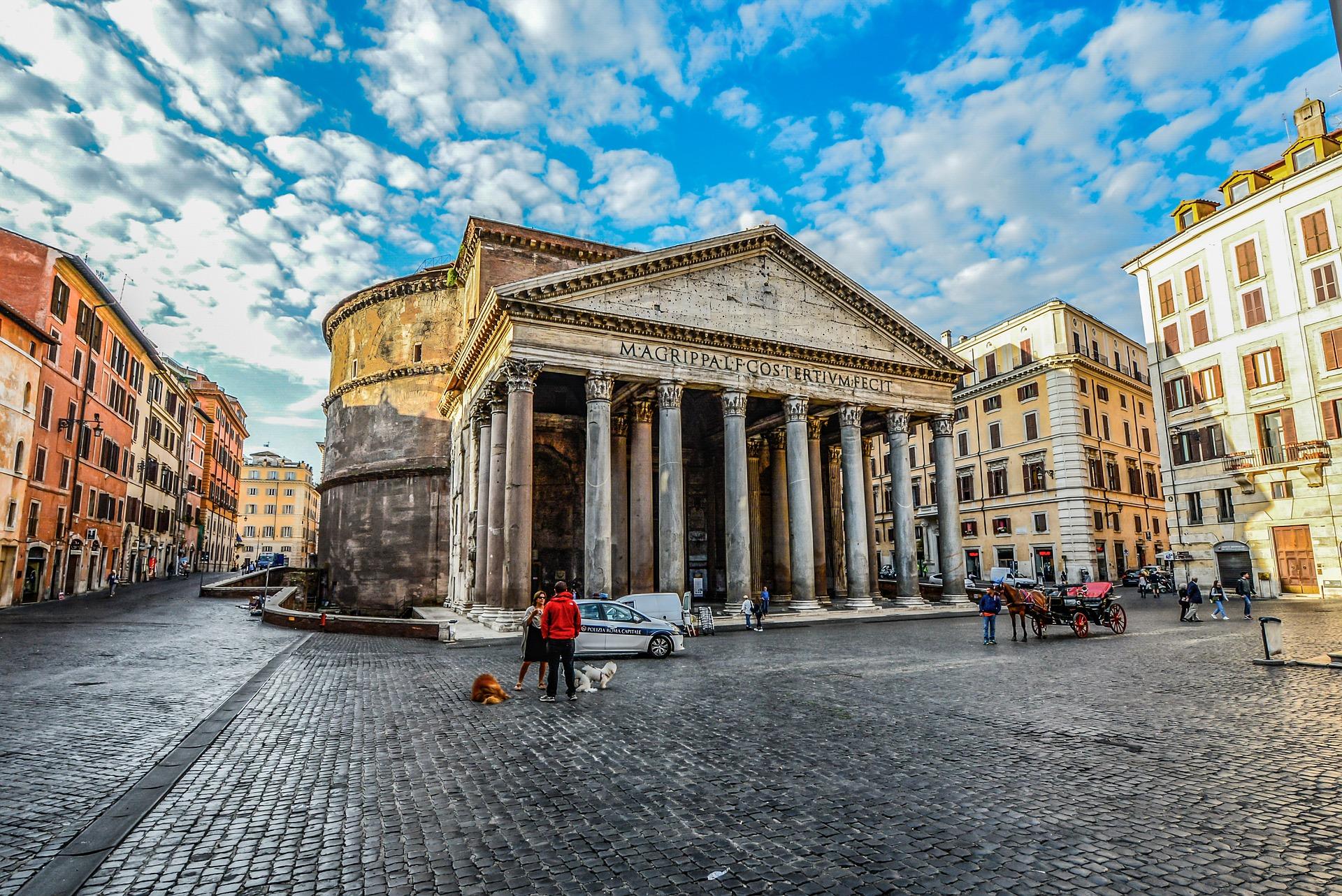 Übernachten in Rom ab 11,38€ die Nacht im Bungalow Italien City Pass 28,00€ 4
