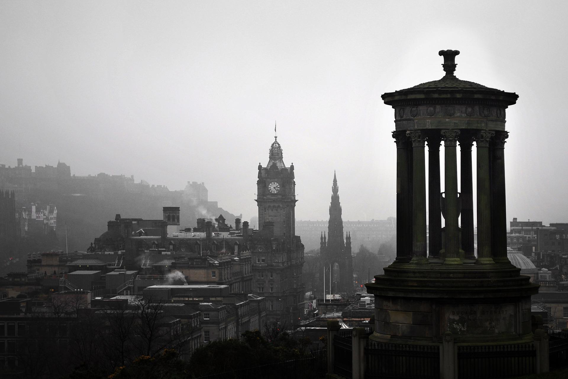Was hälst du von der Geister Reise nach Edinburgh
