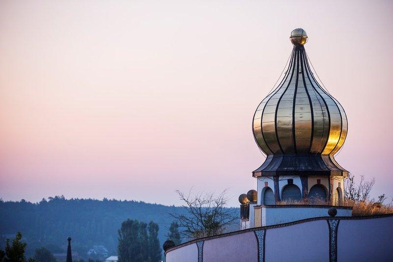 Wellnessurlaub mal anders - Märchen Reise im Hotel Rogner Bad Blumau