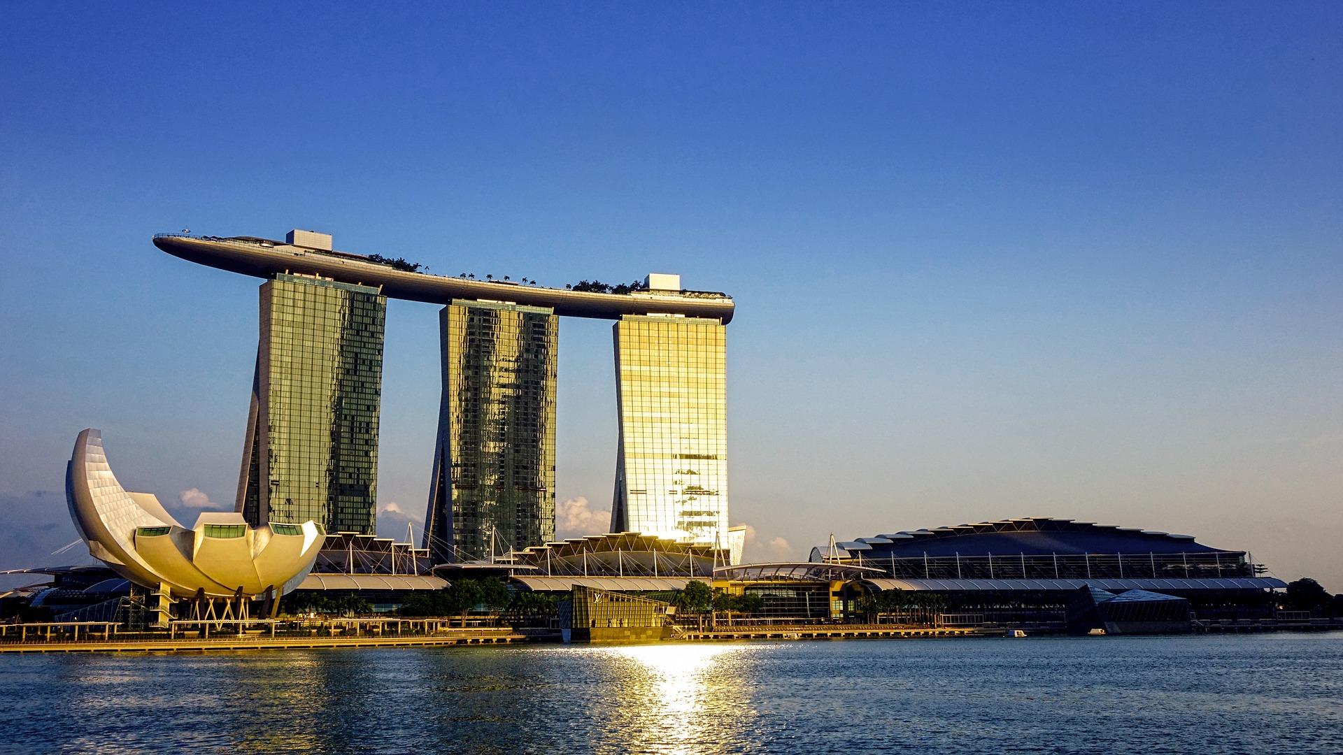 Willkommen in einer der Teuersten Hotels der Welt, das Dach ist ein Pool