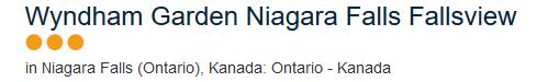 Wyndham Garden Niagara Falls Fallsview ab 7,04€ die Nacht Hotels günstig buchen