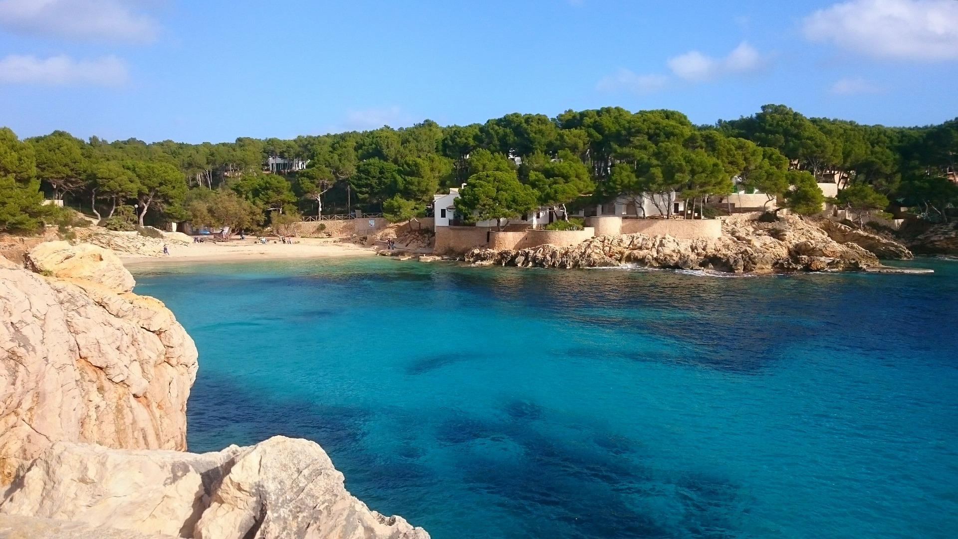 Playa de Muro reisen sie in den Nordosten der Insel