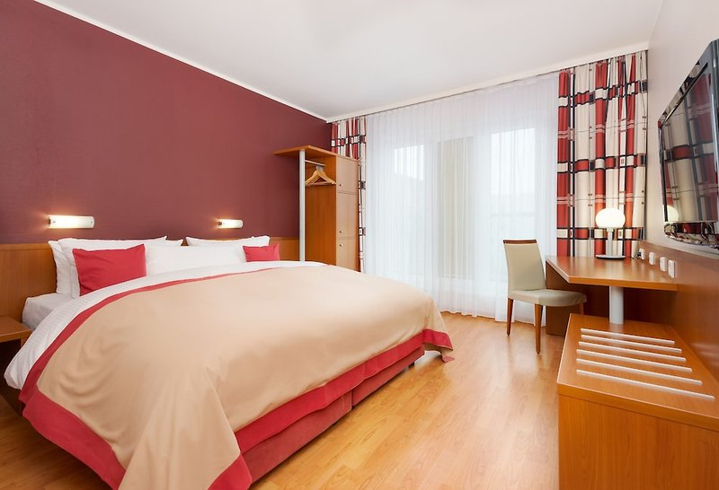 4 Sterne Hotel Tryp Beispielbild vom Zimmer