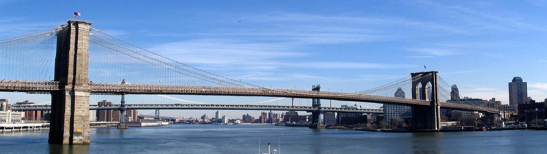 8 Tage in New York Amerika Städtereise ab 524€ Flug+Hotel