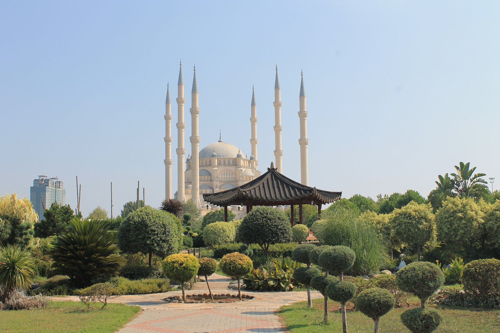 Adana Urlaub eine Woche in der Türkei