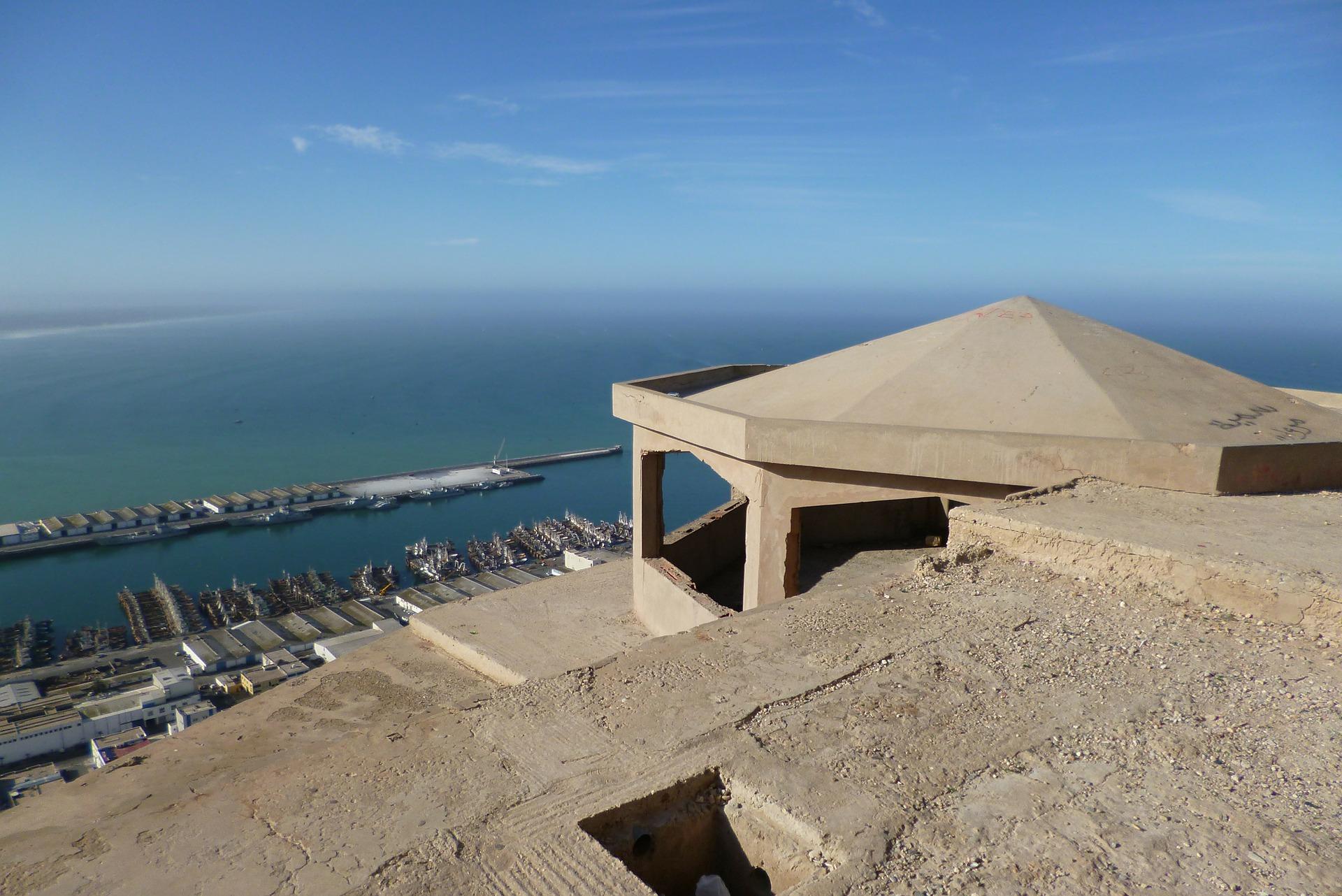 Agadir Deal eine Woche Halbpension ab 120,00€ - Pauschalreise