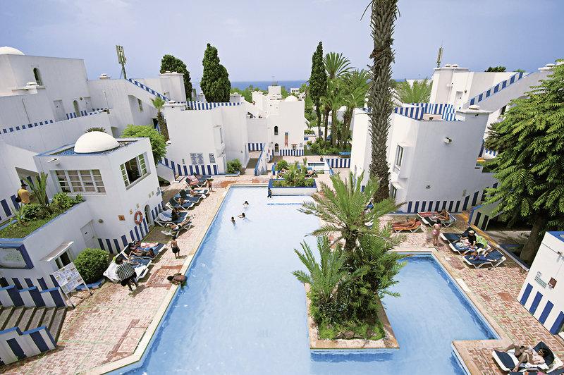 Agadir Deal eine Woche Halbpension ab 120,00€ mit dieser Pauschalreise sparst du so richtig