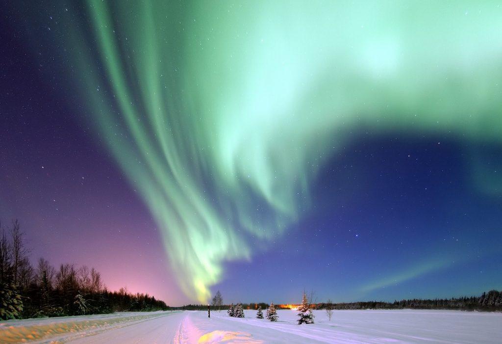 Alaska Reisezeit & Reisetipps - aufjedenfall im Winter!