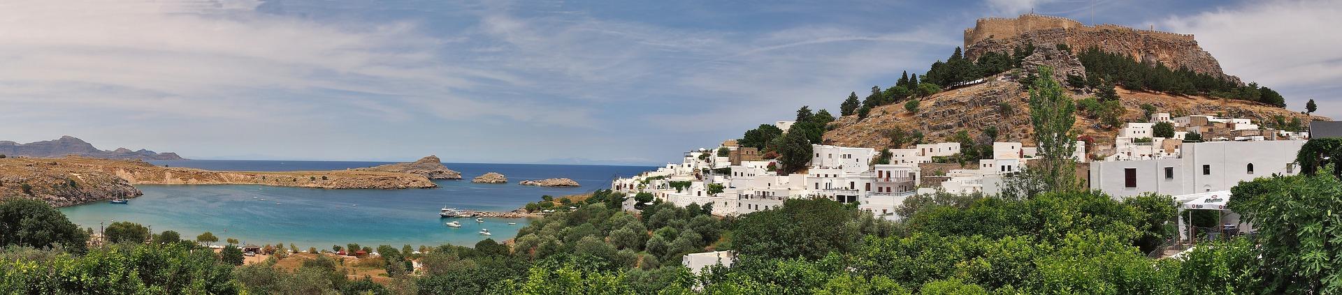 Apartment auf Rhodos ab 24,25€ 5 Nächte in Griechenland