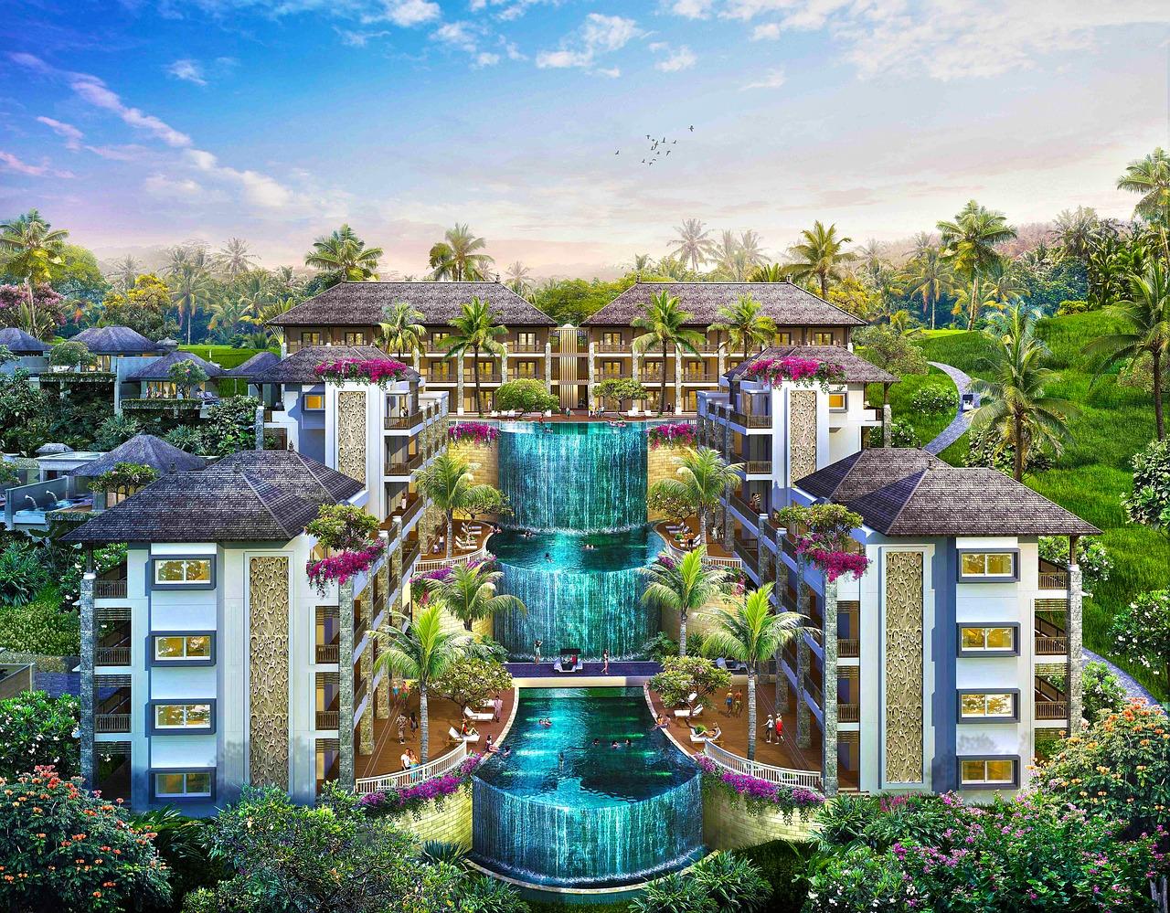 Bali im Bungalow günstig ab 7,65€ die Nacht Indonesien