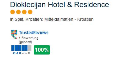 Beispiel Hotel für die Pauschalreise