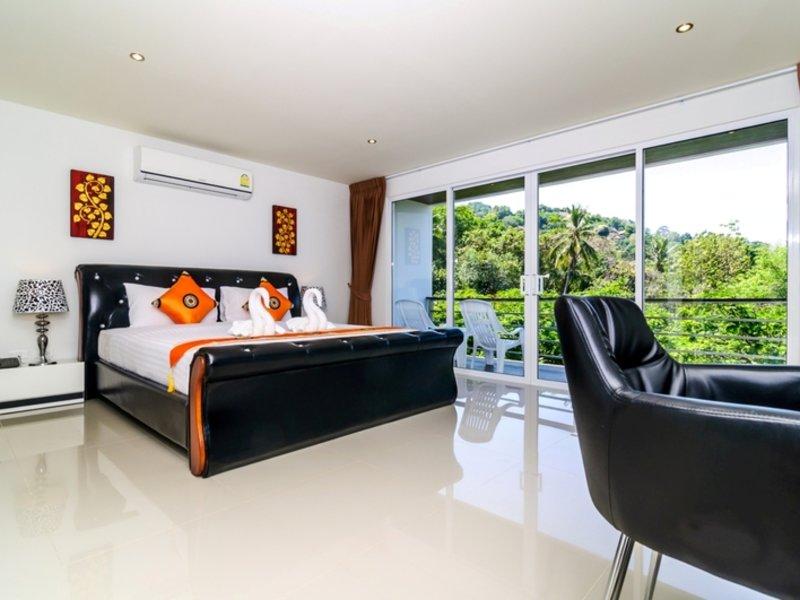 Beispiel Zimmer im günstigen bayshore ocean view hotel