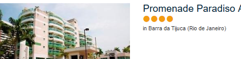 Beispiel das 4 Sterne Promenade Paradiso All Suites