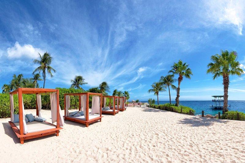 Das Hilton Hotel der Insel empfehle ich für eine curcaco reise