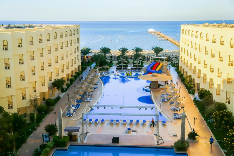 Das Resort 4,5 Sterne bietet diese Anlage mit direkter Strandlage