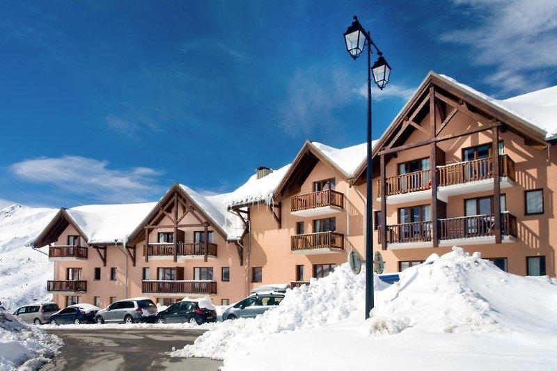 Das günstige Resort ab 159,00€ die woche Inklusive Skipass