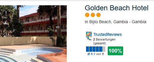 Das günstigste Beispiel Hotel