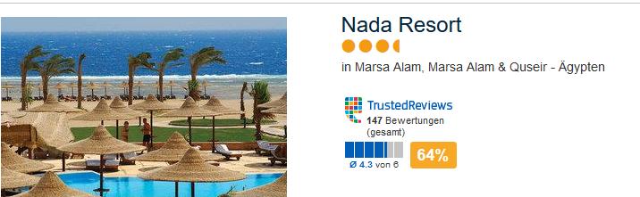 Das gute Nada Resort