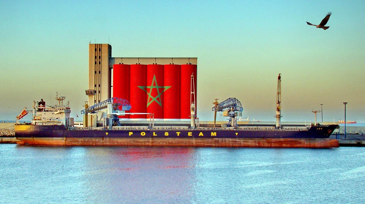 Der Hafen von Agadir - den wirst du nicht übersehen wenn du hiere alleine Urlaub machst