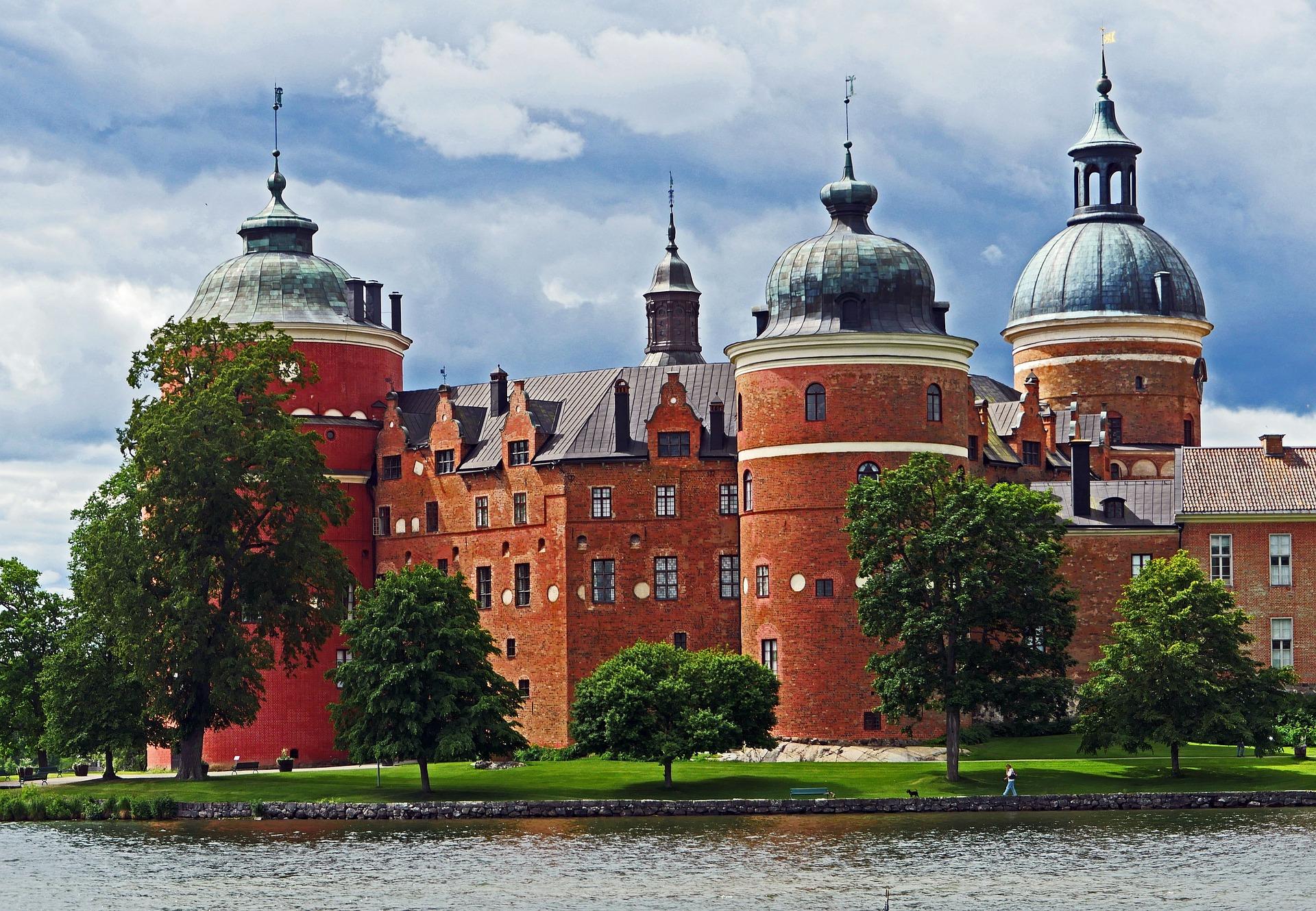 Der Palast Gripsholm