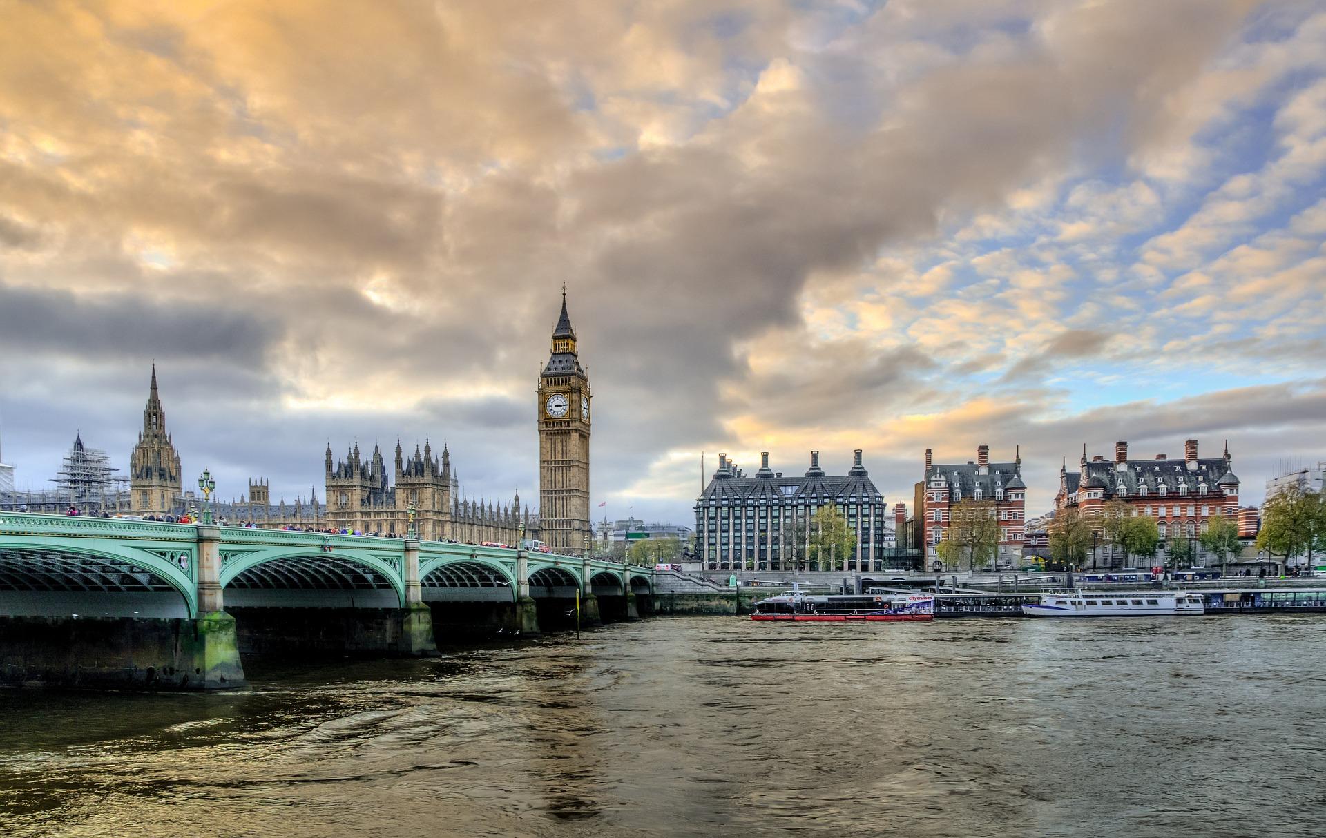Die Hautpstadt des Vereinigten Königreiches