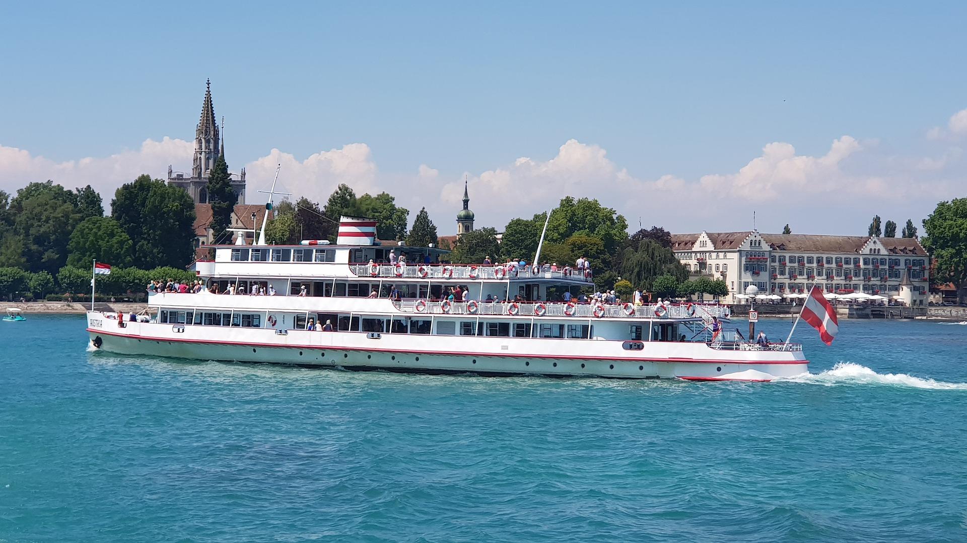 Die Stadt am Bodensee bietet zahlreiche Möglichkeiten den Urlaub zu gestalten