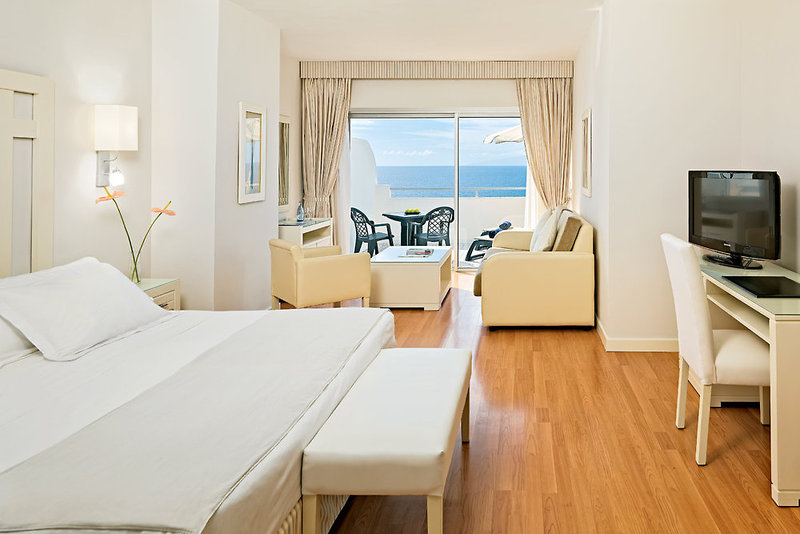 Die Zimmer mit Meerblick ( Standart ) Doppelzimmer