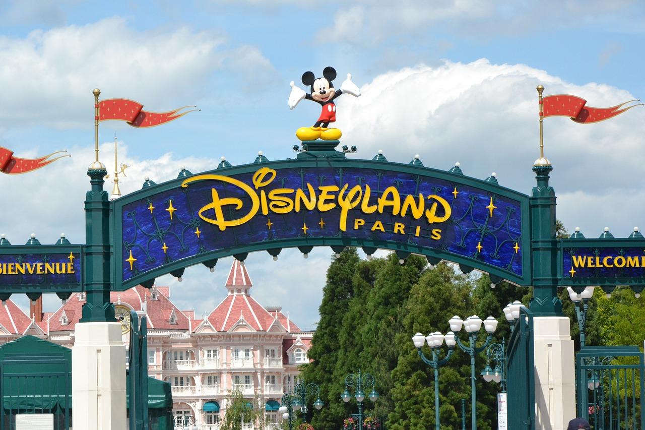 Disneyland Paris an Valentinstag 99,00€ Komplettpaket Hotel & Ticket