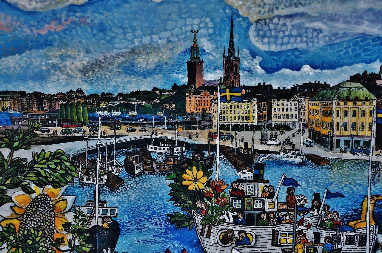Eine Woche Stockholm ab 238,94€ - Singelreise nach Schweden