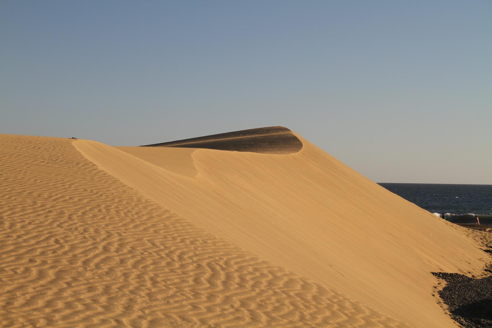 Einfach herrlich die Wüstenlandschaft