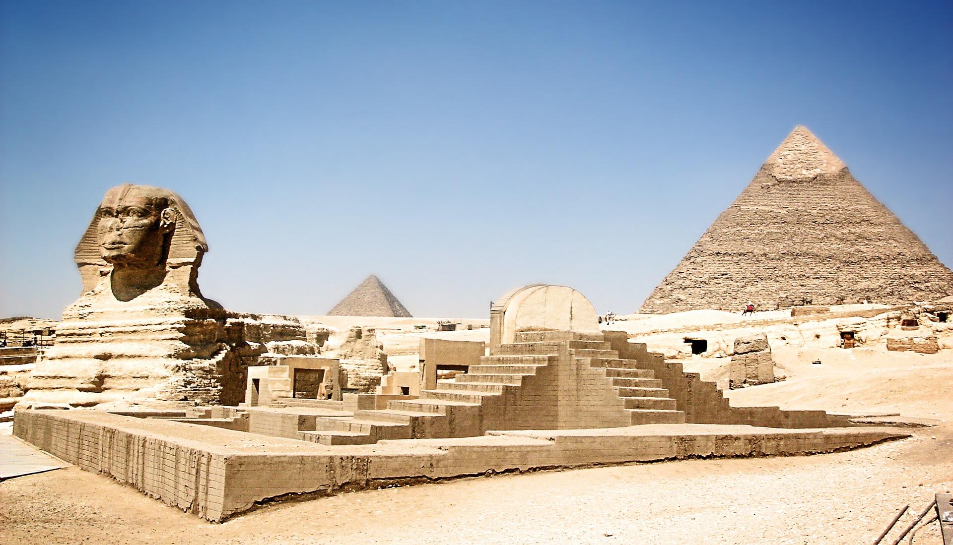 Einreise Ägypten - ein Kinderspiel für Deutsche