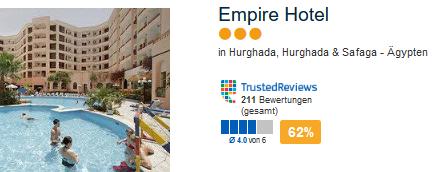 Empire Hotel 3 Sterne