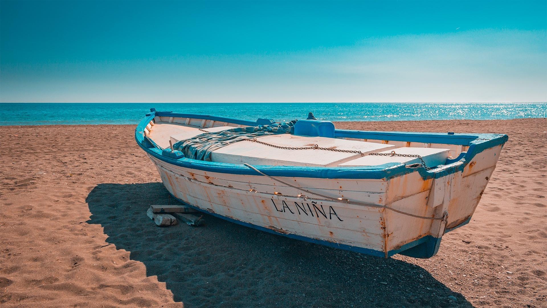 Feiner Sandstrand sorgt für den besten Badeurlaub