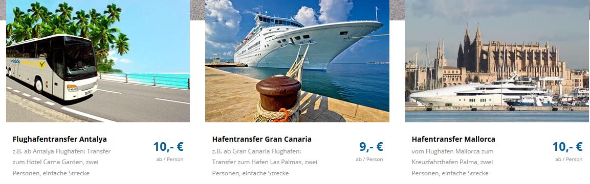 Flughafentransfer Antalya ab 10,00€ - wenn das nicht Fair ist