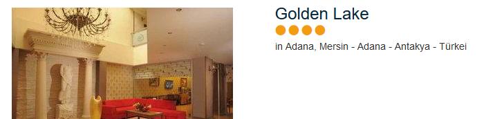 Golden Lake Adana