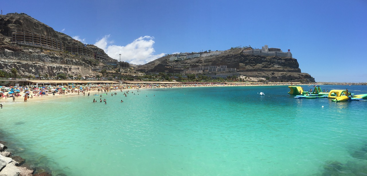 Gran Canaria im April Flug ab 13,45€ + Hotel ab 14,00€ = Low Budget