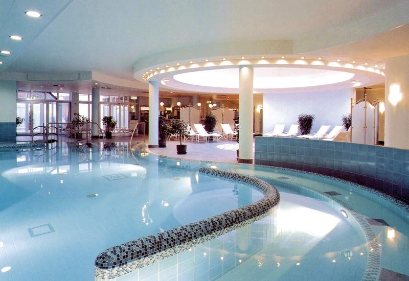 Grand Hotel Binz auf der Insel Rügen