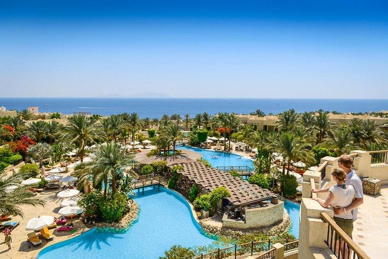 Grand Hotel in Sharm el Sheikh meine Empfehlug für einen luxoriösen Urlaub
