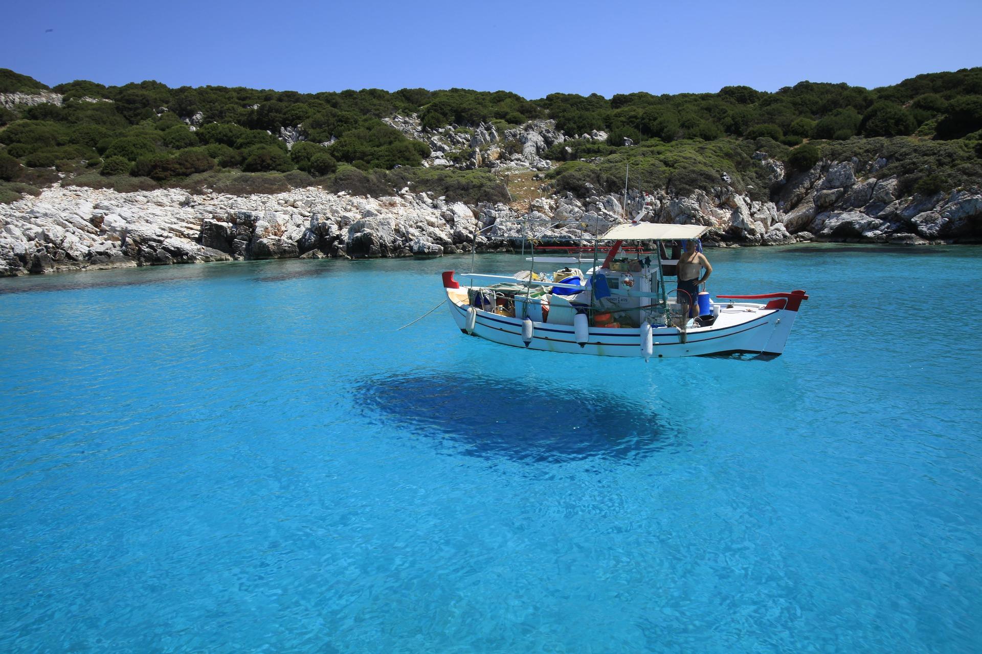 Griechenland - Klima & Tourismus die besten Reise Deals