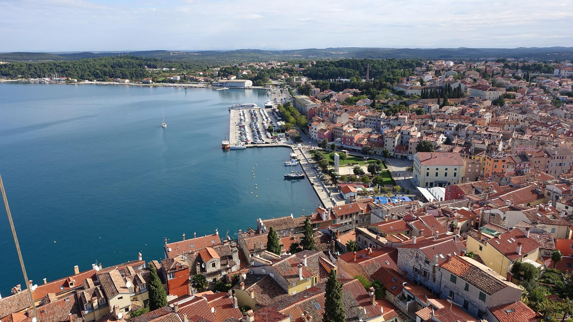 Hafenstadt Rovinj