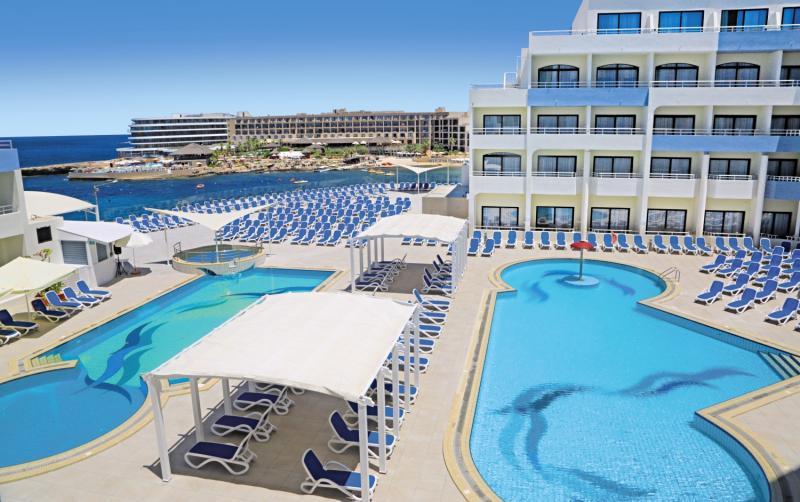 Hotelanlage des 4 Sterne Resort & Spa