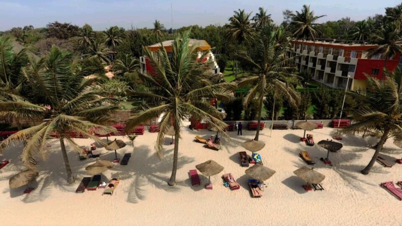 Hoteleigener Sandstrand