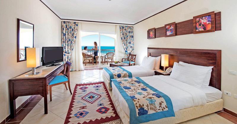 Hotelzimmer im Concorde Moreen Beach - Einreise Ägypten ein Kinderspiel
