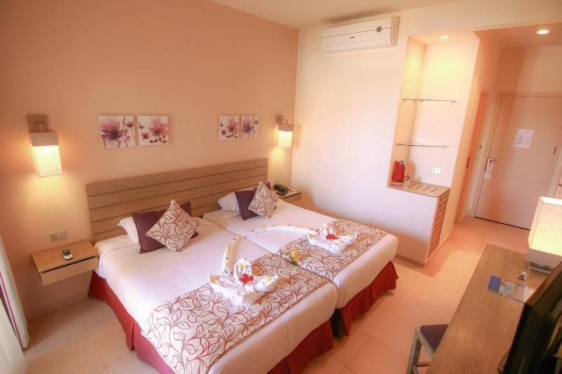 Hotelzimmer im Lemon und Soul Hotel an der Makadi Bucht