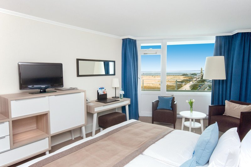 Hotelzimmer im Neptun