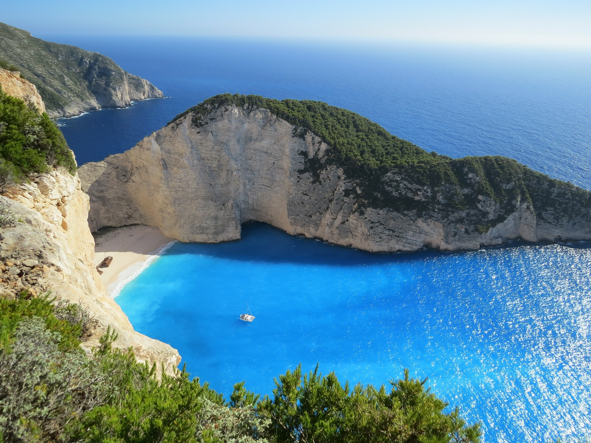 Ilonischen Inseln Zakynthos
